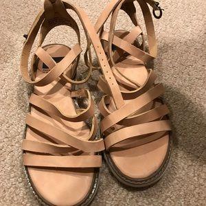 BC sandals size 6.5
